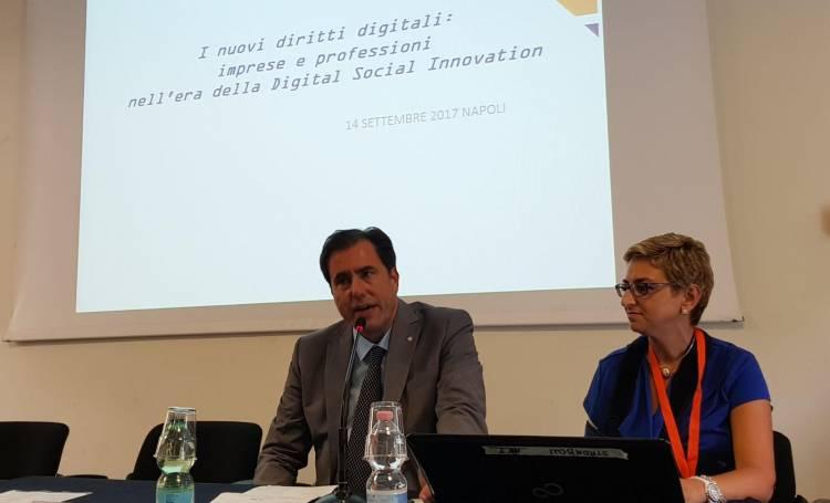 Lanciare il futuro digitale per imprese e professioni